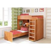 Двухъярусная кровать Техас Fmebel 80x190