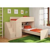 Кровать-чердак двухместная Марракеш Fmebel