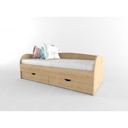 Кровать-диванчик НИТ 80x190 Fmebel
