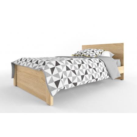 Кровать 120 Стиль Fmebel