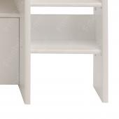 Кровать-чердак со столом Невада Fmebel 80х190