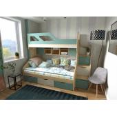 Двухъярусная кровать Вроцлав Fmebel