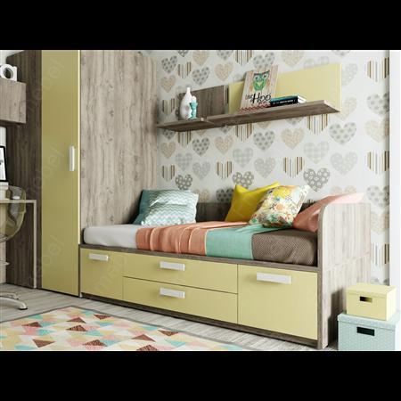 Кровать-диванчик Ибица Fmebel 90x200